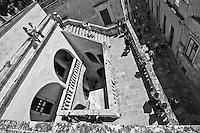 Lecce - Cortili aperti 2010 - Interno di Palazzo Turrisi.