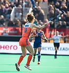 ROTTERDAM - Laura Nunnink (Ned)  tijdens de Pro League hockeywedstrijd dames, Nederland-USA  (7-1) .   COPYRIGHT  KOEN SUYK