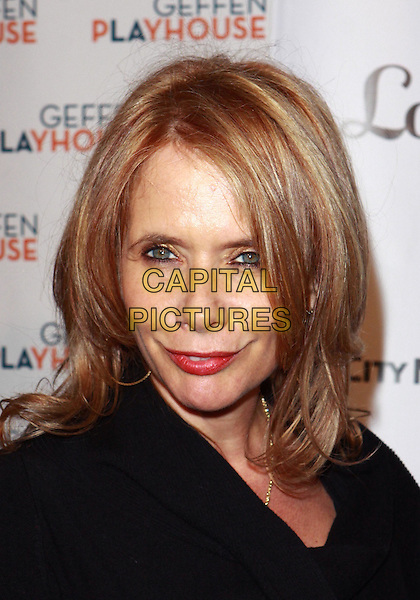 ROSANNA ARQUETTE .Annual Backstage At The Geffen Gala -Arrivals held at The Geffen Playhouse, Westwood, California, USA, .22nd March 2010..portrait headshot black red lipstick make-up gold necklace .CAP/ADM/TC.©T. Conrad/AdMedia/Capital Pictures.