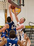 Hall @ South Windsor Varsity Boys Basketball 2014-15