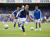 Danny Rowe of Ipswich Town during Ipswich Town vs Sunderland AFC, Sky Bet EFL League 1 Football at Portman Road on 10th August 2019
