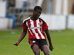 Joseph Cummings of Sheffield Utd during the U23 Professional Development League Two match at the Local Look Stadium, Sheffield. Picture date: September 26th, 2016. Pic Simon Bellis/Sportimage
