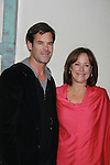 One Life To Live Tuc Watkins & Hillary B. Smith at 18th Annual Feast to benefit Center for Hearing and Communications (CHC) on October 24, 2011 at Chelsea Pier 60, New York City, New York.  (Photo by Sue Coflin/Max Photos)