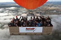 20150711 July 11 Hot Air Balloon Gold Coast