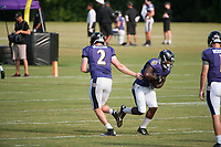 Day 7 of Ravens training camp was held on Wednesday morning at the Under Armour Performance Center in Owings Mills.