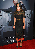 "LOS ANGELES, CA. October 22, 2018: Nini Le Huynh  at the season 6 premiere for ""House of Cards"" at the Directors Guild Theatre.<br /> Picture: Paul Smith/Featureflash"