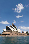 Sydney Harbor, New South Wales, Australia; Sydney Opera House, viewed from Manly ferry © Matthew Meier, matthewmeierphoto.com All Rights Reserved