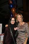 "One Life To Live Susan Batten ""Luna"" and Kassie DePaiva ""Blair"" at  the 19th Annual Feast benefitting the Center for Hearing and Communication - Connect to Life on October 22, 2012 at Chelsea Pier 60, New York City, New York.  (Photo by Sue Coflin/Max Photos)"