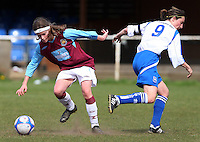 090405 West Ham Utd Ladies v Brighton & Hove Albion Ladies