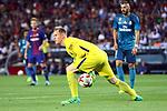 Supercopa de Espa&ntilde;a - Ida.<br /> FC Barcelona vs R. Madrid: 1-3.<br /> Marc-Andre Ter Stegen.