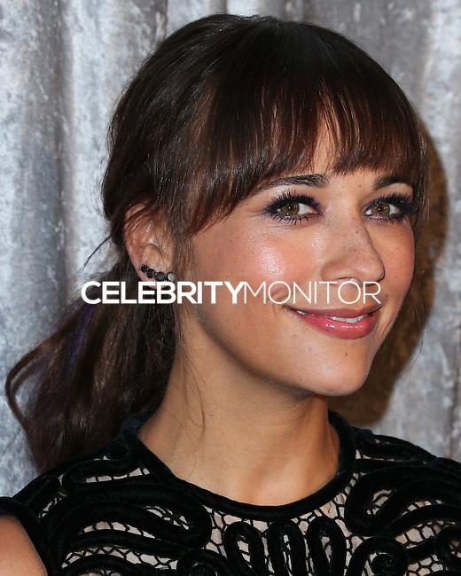 BEVERLY HILLS, CA, USA - OCTOBER 28: Rashida Jones arrives at the 25th Annual Courage in Journalism Awards held at the Beverly Hilton Hotel on October 28, 2014 in Beverly Hills, California, United States. (Photo by Xavier Collin/Celebrity Monitor)
