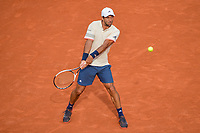 Fernando Verdasco of Spain during Day 8 of the French Open 2018 on June 3, 2018 in Paris, France. (Photo by Baptiste Fernandez/Icon Sport)