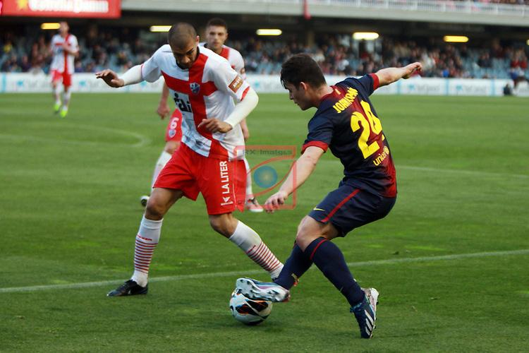Diogo vs Jordi Roman.