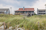 Beachfront homes, Pawleys Island, SC