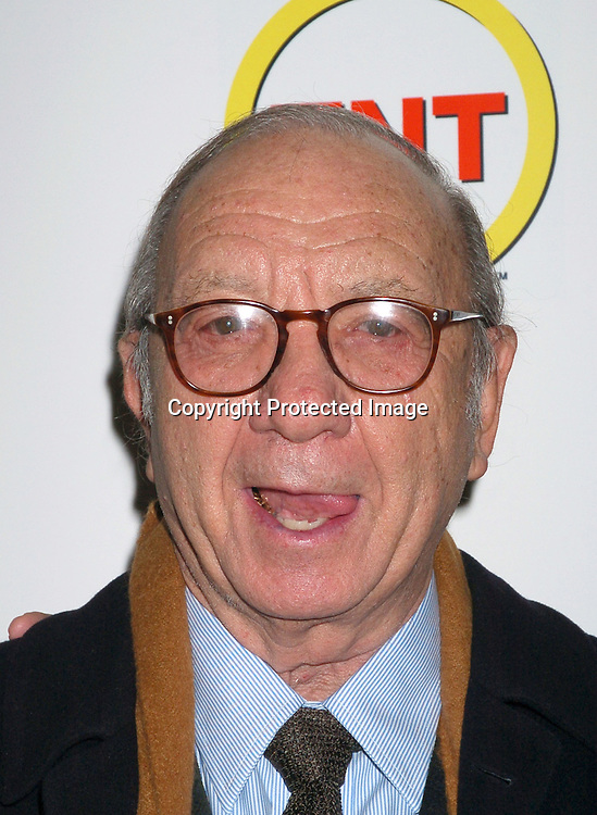 "Neil Simon..at a special screening of ""The Goodbye Girl"" on January 12, 2004 at the Cinema 1 in New York City. It will be seen on TNT"