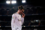 Gareth Bale of Real Madrid during La Liga match between Real Madrid and RC Celta de Vigo at Santiago Bernabeu Stadium in Madrid, Spain. February 16, 2020. (ALTERPHOTOS/A. Perez Meca)