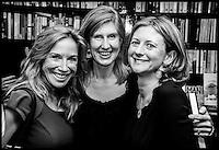 Frances Osborne Book Party 11-6-12