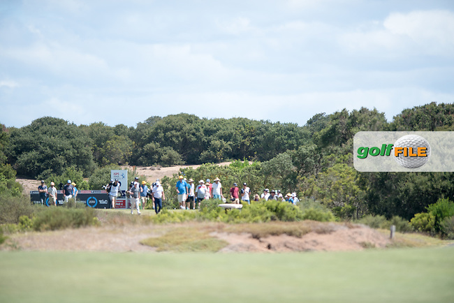 during the 2nd round of the ISPS Handa VIC Open, 13th Beech, Barwon Heads, Victoria, Australia. 08/02/2019.<br /> Picture Anthony Powter / Golffile.ie<br /> <br /> All photo usage must carry mandatory copyright credit (© Golffile | Anthony Powter)