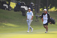 Sutjet Kooratanapisan (THA) on the 6th fairway during Round 1 of the UBS Hong Kong Open, at Hong Kong golf club, Fanling, Hong Kong. 23/11/2017<br /> Picture: Golffile | Thos Caffrey<br /> <br /> <br /> All photo usage must carry mandatory copyright credit     (&copy; Golffile | Thos Caffrey)