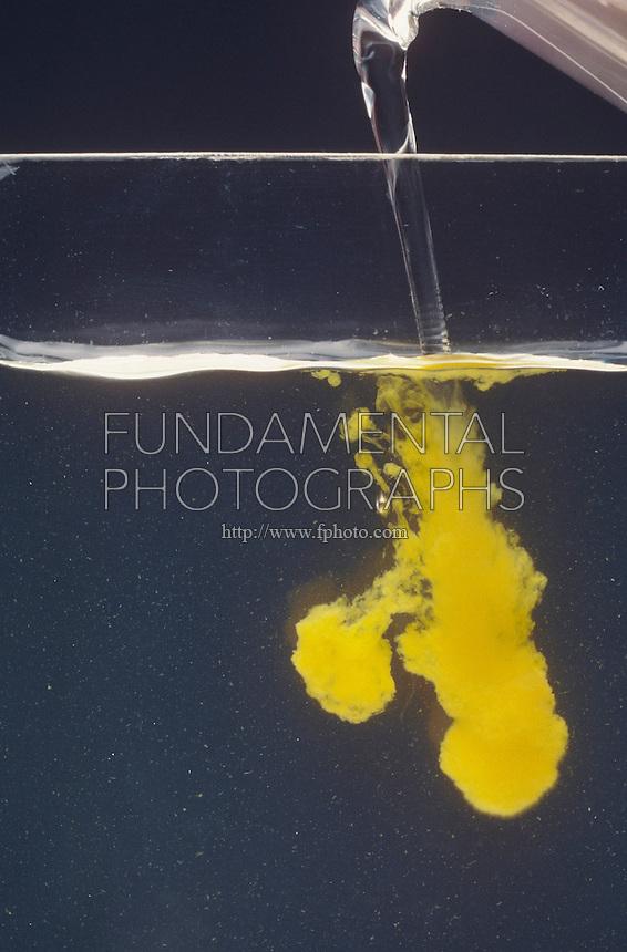 cadmium sulfide nitrate sodium yellow precipitate | Fundamental