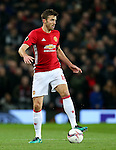 Michael Carrick of Manchester United during the UEFA Europa League match at Old Trafford, Manchester. Picture date: November 24th 2016. Pic Matt McNulty/Sportimage