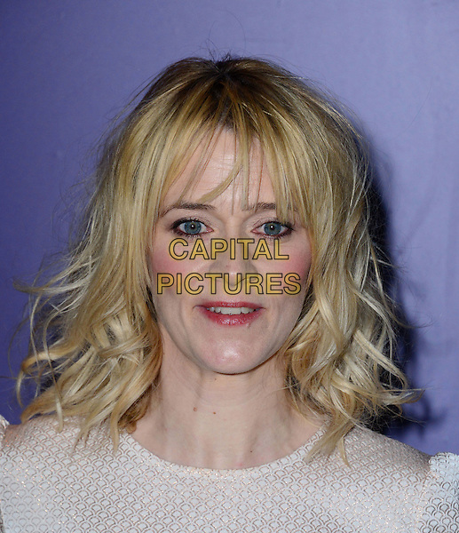 LONDON, ENGLAND - FEBRUARY 15: Edith Bowman attends EE British Academy Film Awards (BAFTAs) nominees party at Asprey London, 167 New Bond Street, on February 15, 2014, in London, England.  <br /> CAP/JOR<br /> &copy;Nils Jorgensen/Capital Pictures