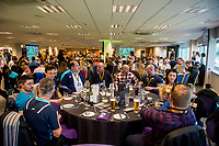 Sunday April 02 2017 <br /> Pictured:   View of one of the Lounges<br /> Re: Premier League match between Swansea City and Middlesbrough at The Liberty Stadium, Swansea, Wales, UK. SUnday 02 April 2017