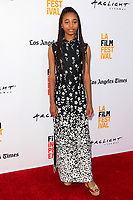 """LOS ANGELES - JUN 19:  Tayler Buck at the 2017 Los Angeles Film Festival - """"Annabelle: Creation"""" Premiere at the The Theatre at Ace Hotel on June 19, 2017 in Los Angeles, CA"""