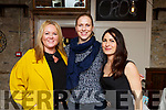 Angela McCloud, Michaela Layden and Susan Browne enjoying the night out in Croi on Friday night.