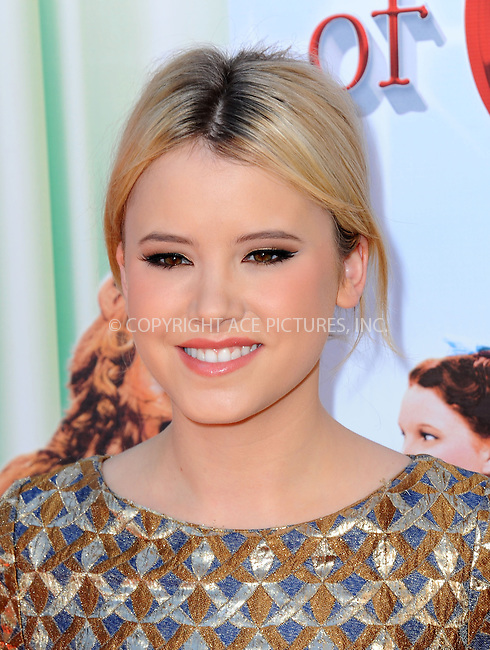WWW.ACEPIXS.COM<br /> <br /> September 15 2013, LA<br /> <br /> Taylor Spreitler at 'The Wizard Of Oz 3D' world premiere at TCL Chinese Theatre on September 15, 2013 in Hollywood, California.<br /> <br /> <br /> By Line: Peter West/ACE Pictures<br /> <br /> <br /> ACE Pictures, Inc.<br /> tel: 646 769 0430<br /> Email: info@acepixs.com<br /> www.acepixs.com