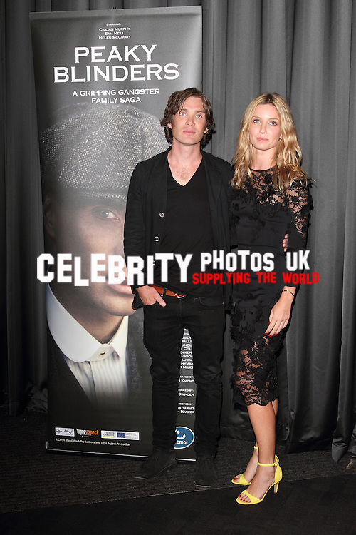 the Gala Screening of 'Peaky Blinders' at the BFI South Bank, London - August 21st 2013