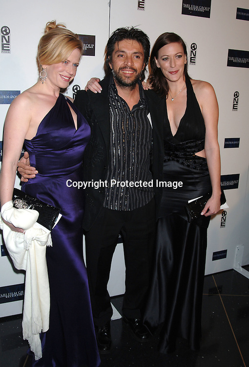 Amy Boarwright, Roger Zamudio and Rita Branch