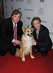 HOLLYWOOD, CA - APRIL 17: Tom Bernard, Kasey the dog and Kevin Kline attend the Los Angeles premiere of 'Darling Companion' held at the American Cinematheque's Egyptian Theatre on April 17, 2012 in Hollywood, California.