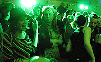 Band Adherents at Autonomous spaces fundraiser, Easton Community Centre, Kilburn Street, Easton, Bristol, Dec 2010 (Crop)