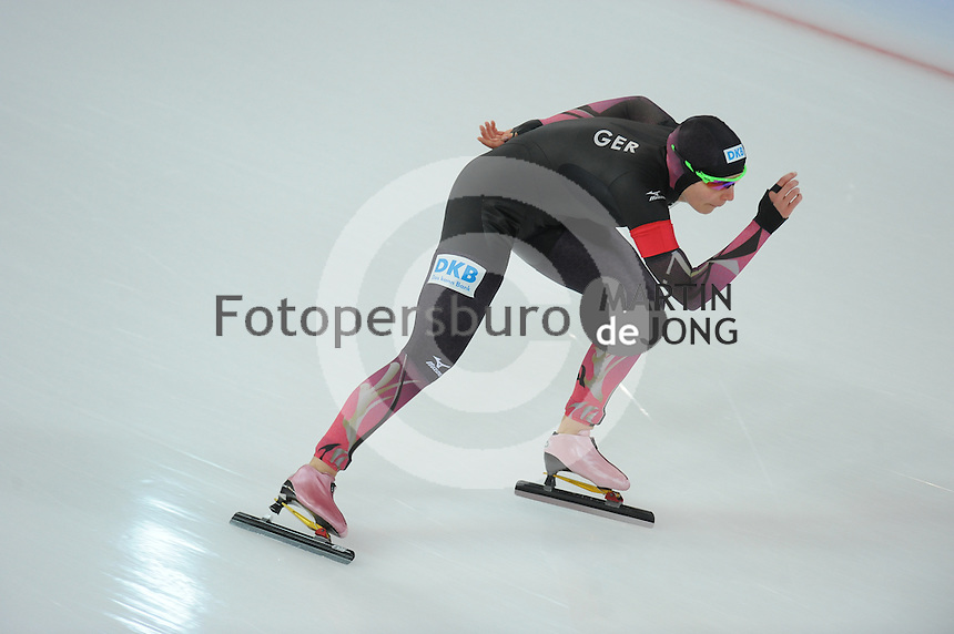 SPEED SKATING: HAMAR: Vikingskipet, 04-03-2017, ISU World Championship Allround, 3000m Ladies, Bente Kraus (GER), ©photo Martin de Jong