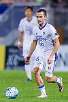 Suwon Midfielder Damir Sovsic in action during the AFC Champions League 2017 Group G match between Eastern SC (HKG) vs Suwon Samsung Bluewings (KOR) at the Mongkok Stadium on 14 March 2017 in Hong Kong, China. Photo by Yu Chun Christopher Wong / Power Sport Images