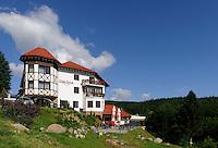 Hotel Dziki Potok in Karpacz, Woiwodschaft Niederschlesien (Wojew&oacute;dztwo dolnośląskie), Polen, Europa<br /> Hotel Dziki Potok in Karpacz, Poland, Europe