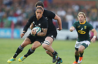 PRETORIA, SOUTH AFRICA - OCTOBER 06: Aaron Smith of the New Zealand (All Blacks) during the Rugby Championship match between South Africa Springboks and New Zealand All Blacks at Loftus Versfeld Stadium. on October 6, 2018 in Pretoria, South Africa. Photo: Steve Haag / stevehaagsports.com