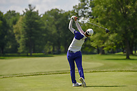 Sung Hyun Park (KOR) after sinking her putt on 10 during round 3 of the 2018 KPMG Women's PGA Championship, Kemper Lakes Golf Club, at Kildeer, Illinois, USA. 6/30/2018.<br /> Picture: Golffile | Ken Murray<br /> <br /> All photo usage must carry mandatory copyright credit (&copy; Golffile | Ken Murray)