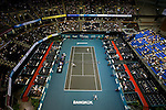 BANGKOK, THAILAND - OCTOBER 03:  General view of the Impact Arena during the doubles final match between Viktor Troicki of Serbia and Christopher Kas of Germany against Jonathan Erlich of Israel and Jurgen Melzer of Austria on the Day 9 of the PTT Thailand Open on October 3, 2010 in Bangkok, Thailand.  Photo by Victor Fraile / The Power of Sport ImagesJurgen Melzer