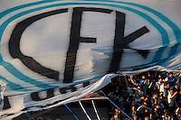 BUENOS AIRES, ARGENTINA, 08 MAIO 2013 - NICOLAS MADURO VISITA OFICIAL NA ARGENTINA  - O presidente da Venezuela Nicolas Maduro durante evento organizando por militantes do partido de Christina Kirchner no Clube All Boys em Buenos Aires, capital da Argentina, nesta quarta-feira, 08. (FOTO: JUANI RONCORONI / BRAZIL PHOTO PRESS).