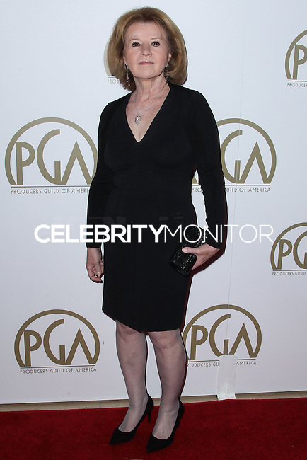 BEVERLY HILLS, CA - JANUARY 19: Letty Aronson at the 25th Annual Producers Guild Awards held at The Beverly Hilton Hotel on January 19, 2014 in Beverly Hills, California. (Photo by Xavier Collin/Celebrity Monitor)