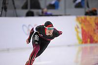 OLYMPICS: SOCHI: Adler Arena, 08-02-2014, 5000 m Men, Patrick Beckert (GER), ©foto Martin de Jong