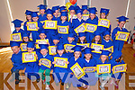 Feale Childcare Graduation : Pupils from Feale Childcare, Listowel who graduated and were presented with their certificates at a function in Nano Nagle School hall on Friday evening last.