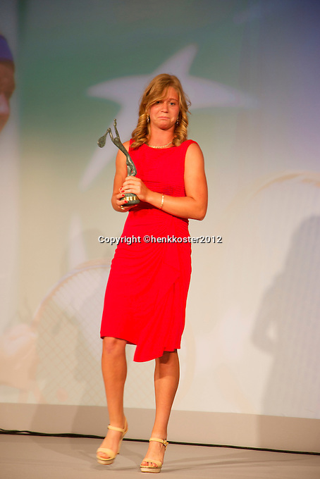 05-06-12, France, Paris, Tennis, Roland Garros, ITF Diner