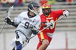 05-14-11 Mission Viejo vs Loyola Boys Varsity Lacrosse