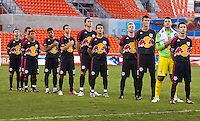 HOUSTON, Texas - Monday July 23, 2012; U15/16 USDA Championship game. The New York Red Bulls defeated St. Louis Scott Gallagher Missouri 1-0 at BBVA Compass Stadium.