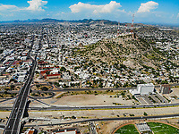Paisaje urbano, paisaje de la ciudad de Hermosillo, Sonora, Mexico.<br /> Urban landscape, landscape of the city of Hermosillo, Sonora, Mexico.<br /> (Photo: Luis Gutierrez /NortePhoto)