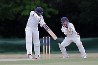 A Raji of Ilford during Ilford CC (batting) vs Billericay CC, Shepherd Neame Essex League Cricket at Valentines Park on 25th May 2019
