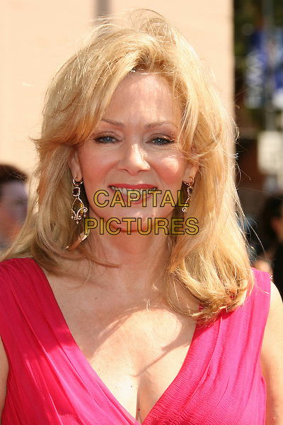 JEAN SMART.2007 Primetime Creative Arts Emmy Awards held at the Shrine Auditorium,.Los Angeles, California, USA, 08 September 2007..portrait headshot.CAP/ADM/RE.©Russ Elliot/AdMedia/Capital Pictures.